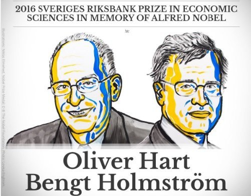 Giải Nobel Kinh tế 2016 thuộc về hai nhà kinh tế ở Mỹ