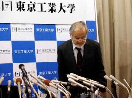 """Nhà khoa học Nhật Bản giành giải Nobel y học cho nghiên cứu về cơ chế tế bào """"tự thực"""""""