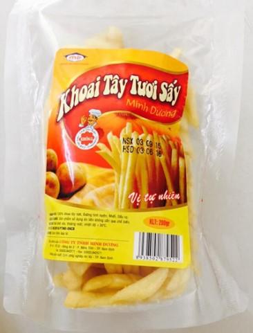 Khoai tây Nam Định tăng giá nhờ công nghệ
