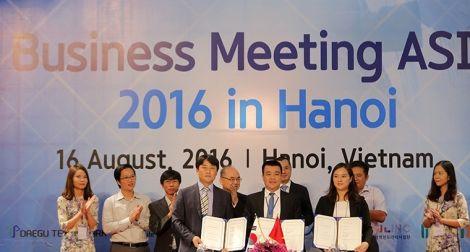 Hội nghị giao thương giữa các khu khoa học và công nghệ cao châu Á