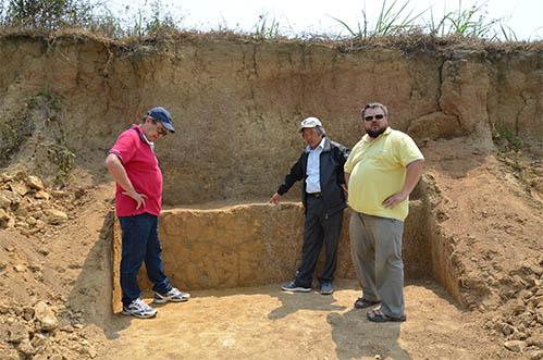 Một số phát hiện mới từ việc khai quật các di tích khảo cổ thời đại Đá cũ tại thị xã An Khê, tỉnh Gia Lai năm 2016