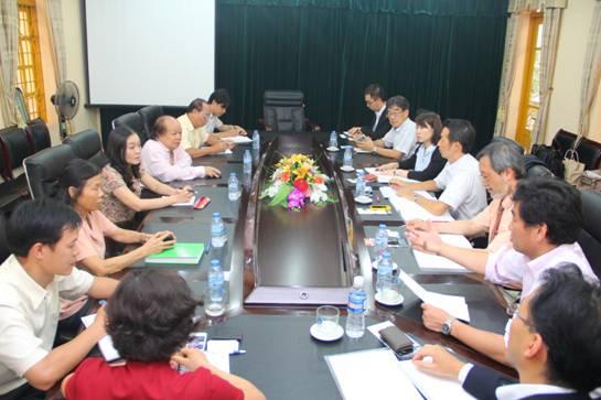 Đẩy mạnh liên doanh liên kết giữa các trường Đại học trên địa bàn thành phố với các đối tác trong và ngoài nước