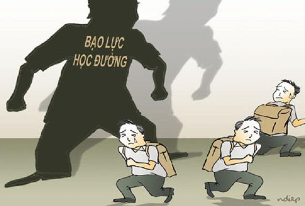 Loại bỏ vấn nạn bạo lực học đường