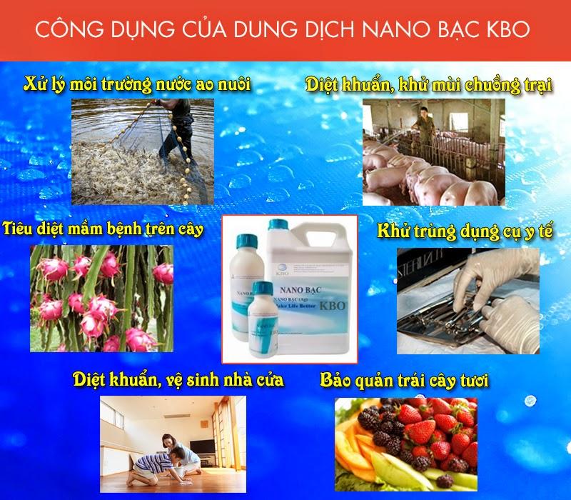 Ứng dụng Nano bạc trong nuôi tôm và thủy sản