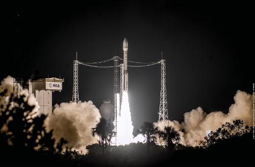 Phóng thành công hai vệ tinh quan trắc