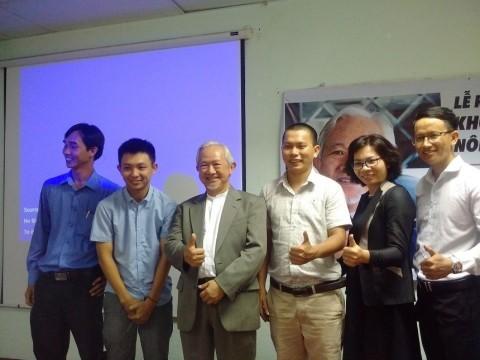 Ra mắt Câu lạc bộ khởi nghiệp nông nghiệp Việt Nam