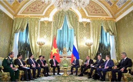 Nga - Việt hợp tác phát triển khoa học công nghệ hạt nhân