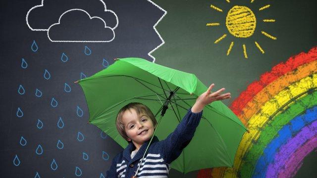 Tạo dựng niềm lạc quan và yêu đời vào cuộc sống cho con trẻ