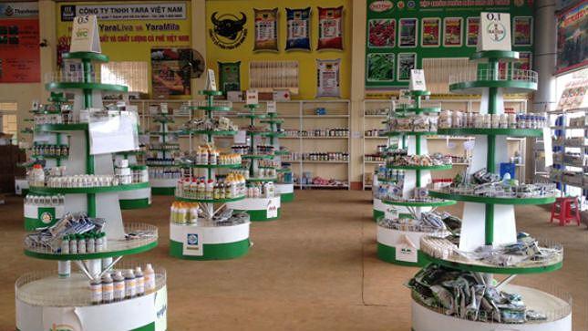 Cách nhận biết thuốc bảo vệ thực vật và phân bón giả trên thị trường