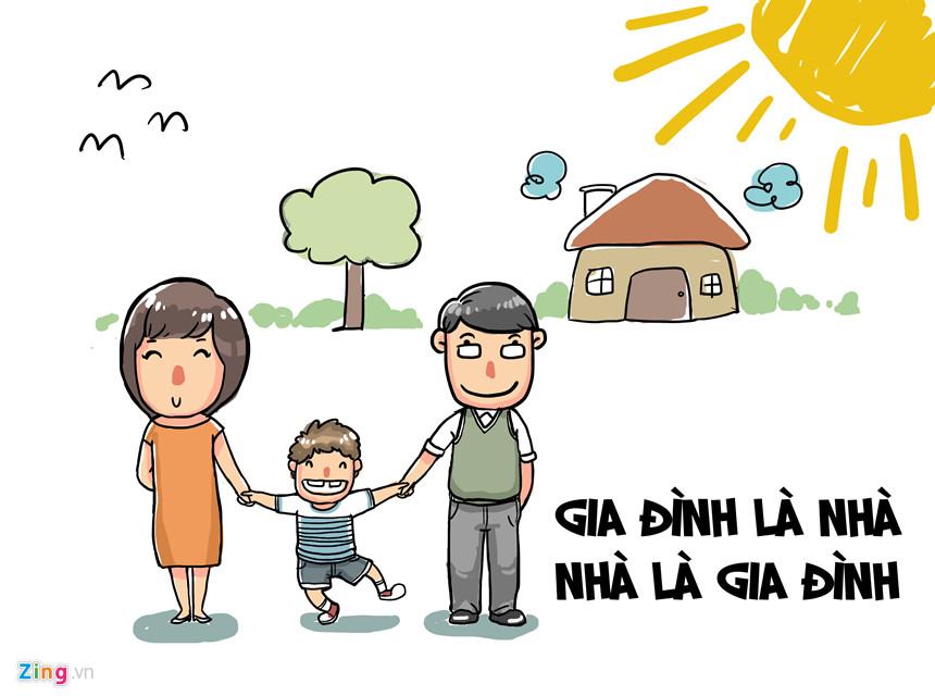 Không có gì quan trọng bằng gia đình