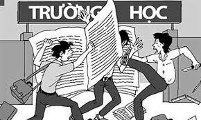 """""""Bạo lực mềm"""" học đường: Không thể xem nhẹ"""