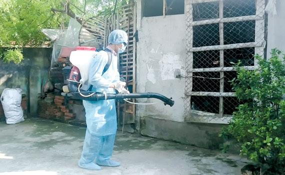 Phòng và giám sát dịch bệnh động vật
