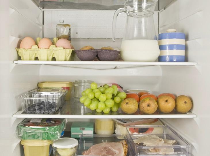 """Bảo quản thực phẩm trong tủ lạnh """"thông minh"""""""