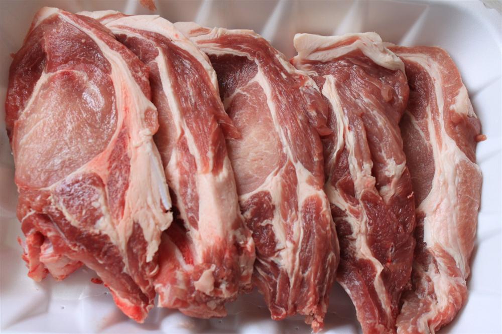 Cách nhận biết thịt lợn mắc bệnh