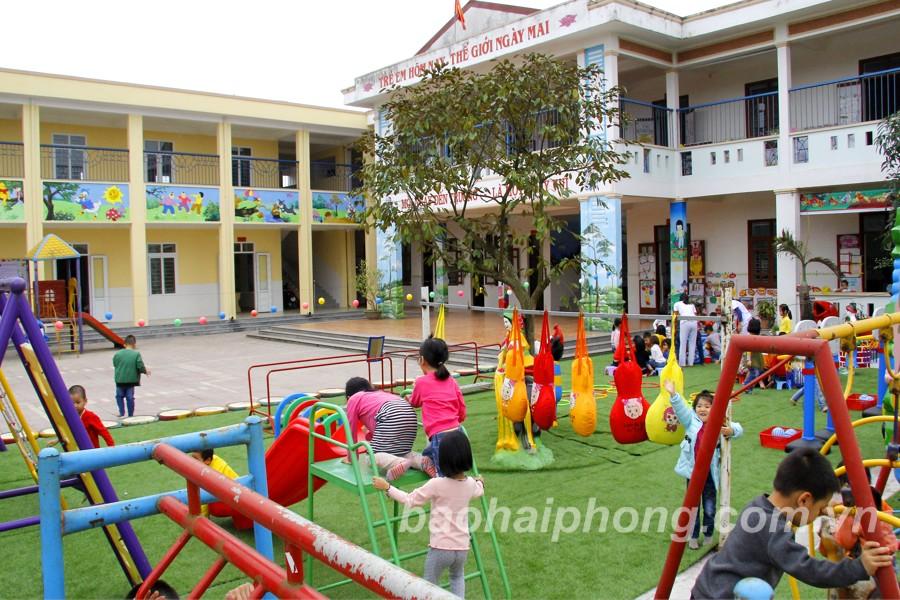 Huyện Tiên Lãng phát huy nội lực xây dựng nông thôn mới (NTM)