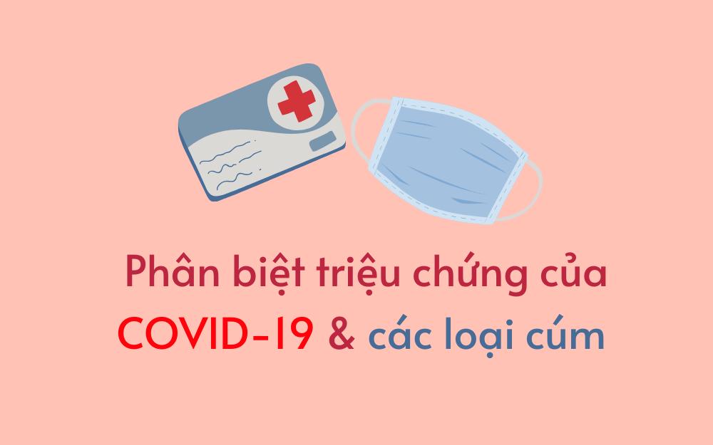 Bác sĩ Bệnh viện Nhiệt đới chỉ cách phân biệt bệnh Covid-19 với cảm cúm