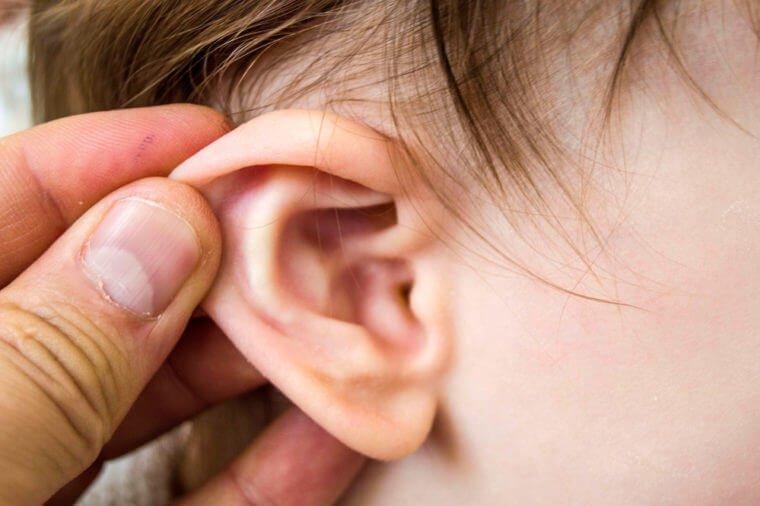 Bệnh viêm tai hay gặp ở trẻ nhỏ
