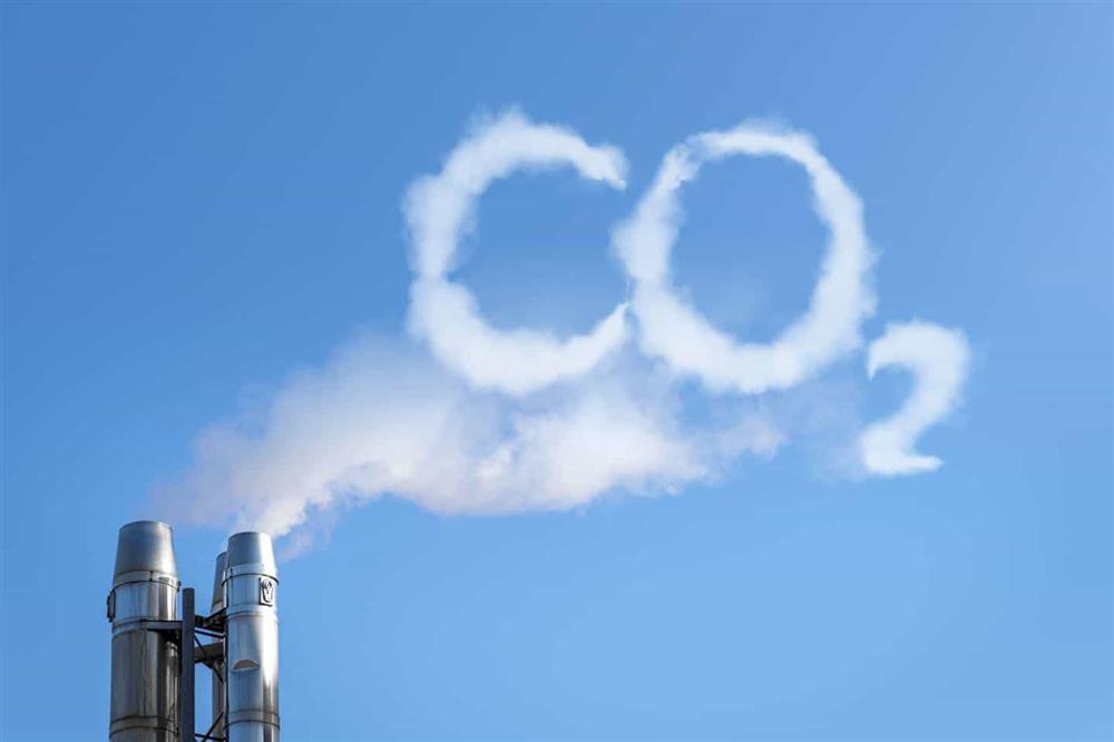 Vật liệu mới tách CO2 khỏi khí thải công nghiệp, khí thiên nhiên hoặc khí sinh học