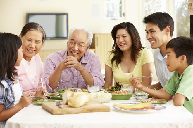 Phát huy truyền thống văn hóa trong gia đình hiện đại