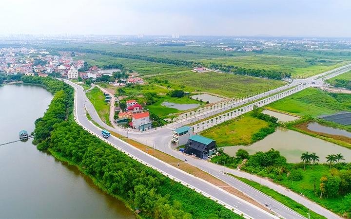 Xây dựng nông thôn mới kiểu mẫu: Sáng, xanh, tiệm cận đô thị