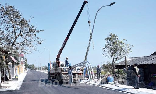 Hải Phòng triển khai xây dựng nông thôn mới kiểu mẫu: Đầu tư lớn cho các công trình