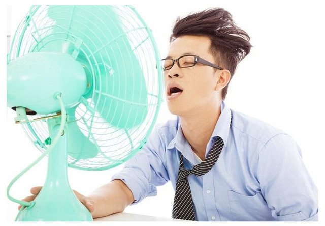 Những thói quen có hại cần tránh khi đi nắng về
