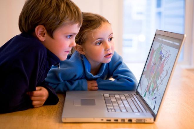 Internet đang 'tấn công' trẻ nhỏ?